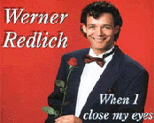 Werner Redlich - When I close my eyes